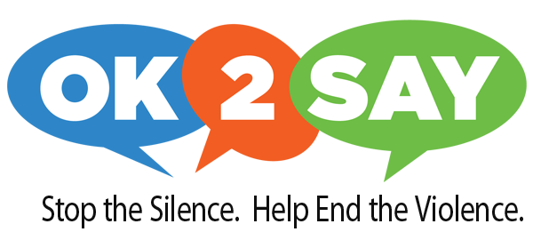Visit the OK 2 Say website